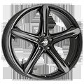 AEZ Yacht SUV Dark 9x20 ET50 LK5x130