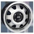 ATS Cup-Rad 7x15 ET28 LK4x100