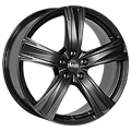 Advanti-Racing Raccoon Matt Black 8x18 ET45 LK5x112