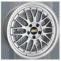 BBS Le Mans 7,5x17 ET40 LK4x100