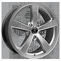 Diewe-Wheels Trina 7x16 ET40 LK5x114,3