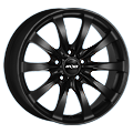 Oxxo Racy Black 9x19 ET48 LK5x120