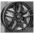 Oxxo Vapor Black 7,5x18 ET40 LK5x112