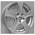 RH-Alurad Bx Design 6,5x16 ET35 LK5x105