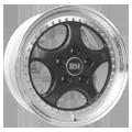 RH-Alurad P Rad 10x18 ET54 LK5x130