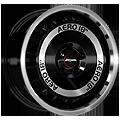 Ronal R50 AERO 8x18 ET40 LK5x114,3