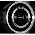 Ronal R50 AERO 7,5x16 ET25 LK4x108