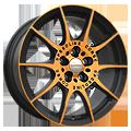 Speedline SL2 Marmora MCR 8x18 ET45 LK5x112