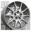Speedline SL2 Marmora 9,5x20 ET40 LK5x108