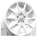 Speedline SL2 Marmora 8x18 ET40 LK5x114,3