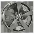 suzuki swift ultra wheels ua9 storm schwarz 18. Black Bedroom Furniture Sets. Home Design Ideas